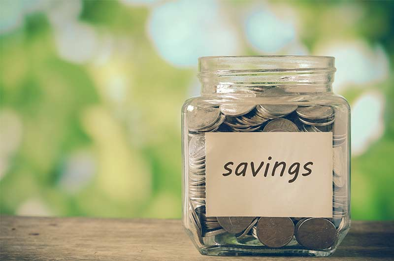 5 Ways to Get More into Your Savings